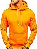 BOLF - Sudadera con capucha - para hombre Orange (Hell)_ak47a L