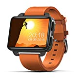 FANZIFAN Reloj Inteligente Smartwatch Men PK LEM4 Pro Smart Watch Android 5.1 Cena Pantalla Grande 1200 Mah Batería de...