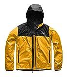 The North Face Cyclone 2 HDY - Chaqueta con capucha, Hombre, Citrine Yellow/TNF Black, M