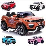 Babycoches - Coches electricos para niños Ranger Rapid, Coches de bateria 12 V, Suspension, Coches electricos con Mando...