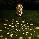 Lámparas Solares para Jardín Golwof 1 Pieza Luz Solar Exterior Jardin Luces Solares Jardin Exterior Decorativas...