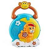 Think Gizmos Oso de Proyección Proyector de 360º TG710 - Juguete Musical de Sueño para los Bebés y Niños Que Tienen...