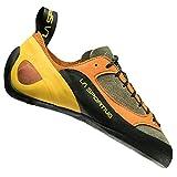 La Sportiva Finale, Zapatos de Escalada Unisex Adulto, Brown 47 Orange, 38 EU
