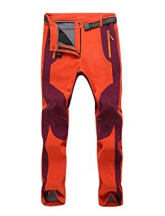 Pantalón de naranja