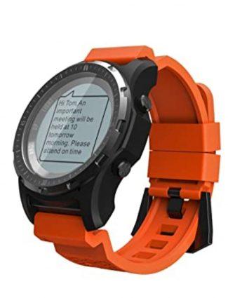 Reloj de naranja